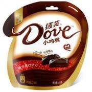 Dove 德芙 香浓黑巧克力 84g*3件 24.99元(3件7折)