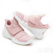 Skechers 斯凯奇 DLT-A系列 女款一脚蹬休闲鞋 66666085-PNK
