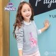 小马宝莉 2018秋季新款女童圆领套头印花时尚卫衣49元包邮(需用优惠券)