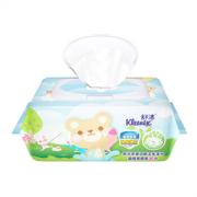 Kleenex 舒洁 卡通洁肤卫生湿巾 80片 *12件  104.68元包邮