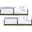 G.SKILL 芝奇 Trident Z Royal 皇家戟 DDR4 台式机内存 3000频率 16G(8Gx2) 1599元包邮1599元包邮