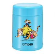虎牌(Tiger)保温焖烧杯 MCA-C25C-AM 蓝色 250ML