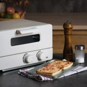网易严选  蒸汽电烤箱 12L 高颜值