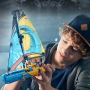 LEGO 乐高 Technic 机械组系列 赛艇 42074 拼搭玩具 8-14岁