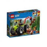 LEGO 乐高 城市系列 60181 林业工程车