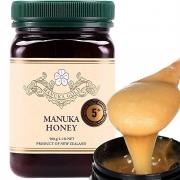 Manuka Gold 麦卢卡蜂蜜(5+) 500g*2