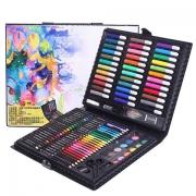 LERDER 乐缔 儿童绘画套装画画水彩笔 150件实用款 送小剪刀