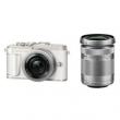 OLYMPUS 奥林巴斯 E-PL9 双镜头单电套机(14-42mm EZ+40-150mm)白色4199元包邮(需用券)