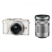 OLYMPUS 奥林巴斯 E-PL9 双镜头单电套机(14-42mm EZ+40-150mm)
