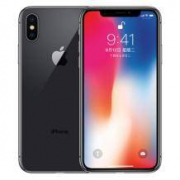 Apple iPhone X (A1865) 64GB 深空灰色 全网通4G手机