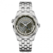 HAMILTON 汉米尔顿 Jazzmaster GMT H32605181 男士机械腕表 808美元约¥5500.46(需用码)