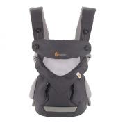 ergobaby 360系列 透气款婴儿背带 碳灰色