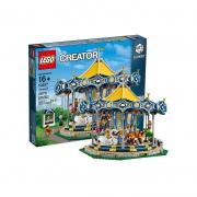 LEGO 乐高 creator系列 10257 游乐园旋转木马