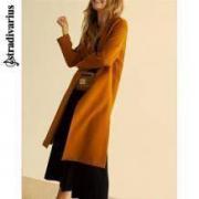 Stradivarius 05849121320 女士毛呢大衣129元