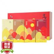 八马茶业 茶叶 福建四大茗茶组合(铁观音 大红袍 小种红茶 白茶)礼盒装 375g*3件 511.8元包邮(双重优惠,合170.6元/件)