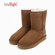 InteRight 5415570 女士中筒雪地靴 *2件 306.54元包邮(双重优惠)306.54元包邮(双重优惠)