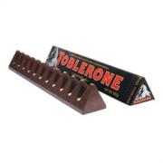 TOBLERONE 瑞士三角 黑巧克力 100g *20件 +凑单  157元包邮157元包邮