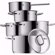 WMF 福腾宝 1730156380 不锈钢锅具5件套 Prime会员免费直邮含税