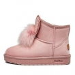 YEARCON 意尔康 6387ZM29264WJ 女士雪地靴 *2件179元包邮(合89.5元/双)