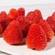 播芮 丹东99新鲜奶油草莓 3斤 98元包邮(118-20)98元包邮(118-20)