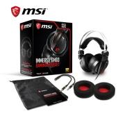 微星(MSI)  GH60 头戴式 游戏耳机