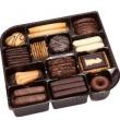 德国进口:lambertz 美式巧克力曲奇等糕点铁盒装 500g  148元包邮(198-50)148元包邮(198-50)