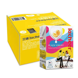 Laciate 兰雀 常温酸奶 200g*6盒  25元,可优惠至15.42元/件