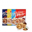 Elledi Brand 爱利地 意大利进口 威化饼干多口味125g*4袋28元包邮(需领券)