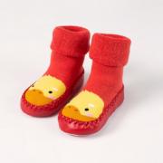 时时糖语 婴儿软底鞋袜 11-15cm 10.8元包邮(13.8-3)