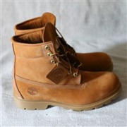 Timberland 天木兰 6寸男士基本款防水工装靴