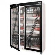 Shentop 圣托 910升不锈钢消毒柜   YTP910-C8  (双开门柜式臭氧、 红外线消毒碗柜) 2479元包邮(满减)