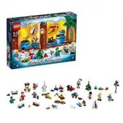 LEGO 乐高 城市系列 城市组2018圣诞倒数日历 60201