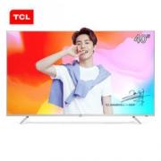 TCL 40A860U 40英寸 4K 液晶电视 1799元包邮