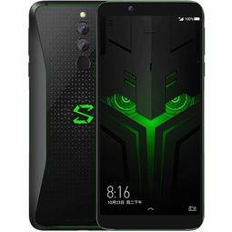 BLACK SHARK 黑鲨游戏手机 Helo 极夜黑 6GB+128GB 2999元包邮