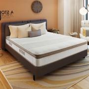 SLEEMON 喜临门 城市爱情系列 年华 邦尼尔弹簧床垫 180*200cm