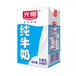 光明 纯牛奶250ml*24盒/箱中华老字号 *3件124.4元包邮(双重优惠)