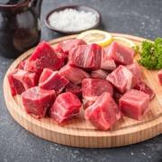 HONDO BEEF 恒都 阿根廷进口牛腩块 1000g 36.8元