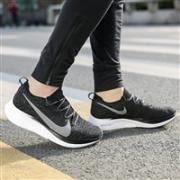 Nike 耐克 Zoom Fly Flyknit 顶级男款跑鞋 黑色