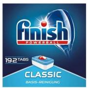 Finish 亮碟 classic 洗碗机专用洗涤块 192块 PRIME会员凑单直邮