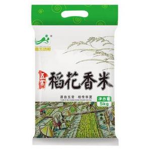 0点开始,GB19266标准,雪龙瑞斯 2018年新米 五常稻花香米5KG*4件