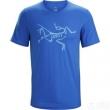 Arc'teryx 始祖鸟 Archaeopteryx 男款休闲棉质短袖T恤 多色新低203元包邮(需领券)