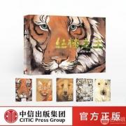 英国绘本大奖,丛林之王:及动物的史诗故事全5册