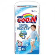 GOO.N 大王 维E系列 婴儿拉拉裤 XL38片70.9元包税包邮