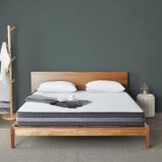 网易严选   冬夏两用护脊椰棕弹簧床垫 1.5米