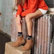UGG Classic Mini II系列 女士防水防污短款雪地靴 多色