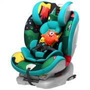 Ganen 感恩 艾斯利 儿童安全座椅 isofix接口 0-12岁  998元包邮