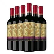 Santa Rita 圣丽塔 国家画廊 典藏赤霞珠干红葡萄酒 750ml *6件 328元包邮(需领券)