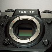 FUJIFILM 富士 X-H1 APS-C画幅无反相机 IBIS五轴防抖