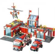 KAZI 开智 消防系列 8051 消防总局套装69元包邮(需用券)