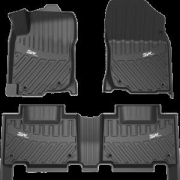 3W 全TPE专车专用脚垫